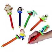 Bolígrafos flexibles de goma espuma