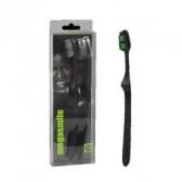 Cepillo de dientes blanqueador Megasmile® Negro Duo