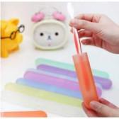 Portacepillos higiénicos en varios colores