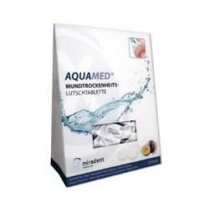 Pastillas para la boca seca Miradent Aquamed