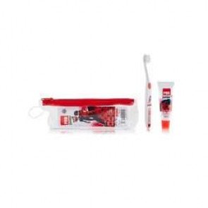 Neceser cepillo PHB Plus Junior + Pasta de dientes 15 ml.