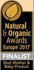 Finalista Matural & Organic Awards 2017