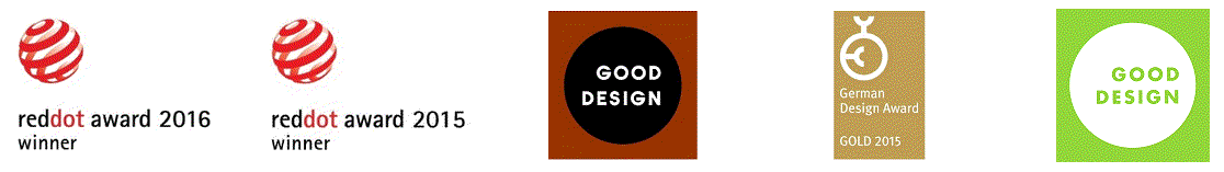 Premios Internacionales de diseño de Megasmile