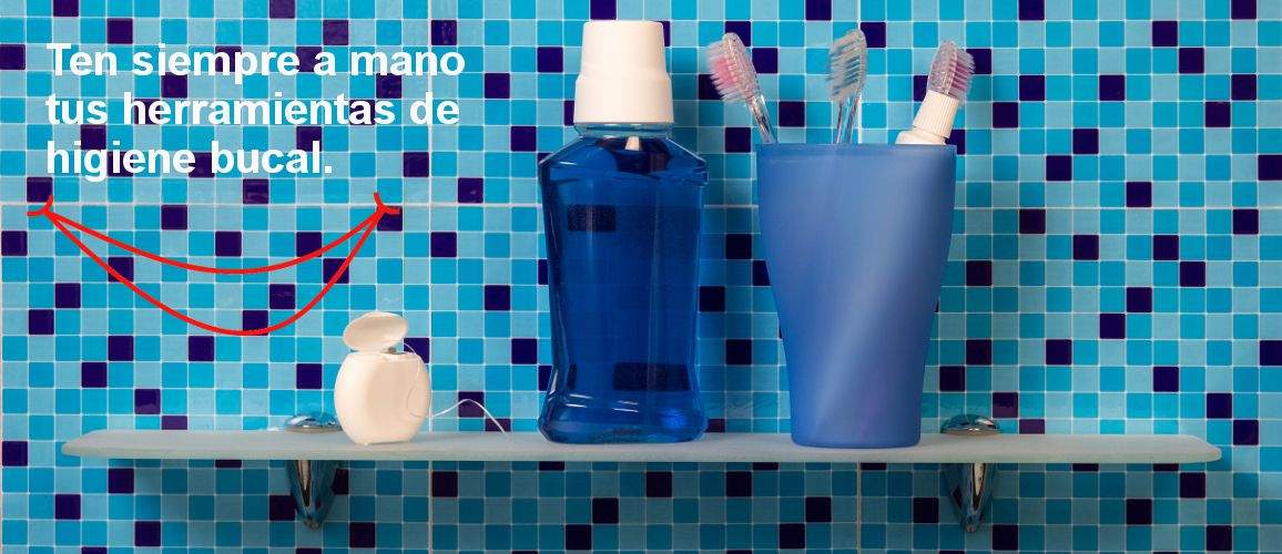 Tu tienda online de higiene bucal y dental
