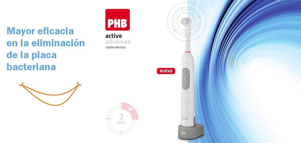 Nuevo cepillo eléctrico PHB Active Advanced