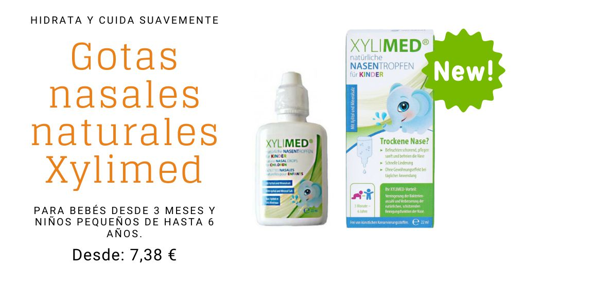 Gotas nasales naturales Xylimed
