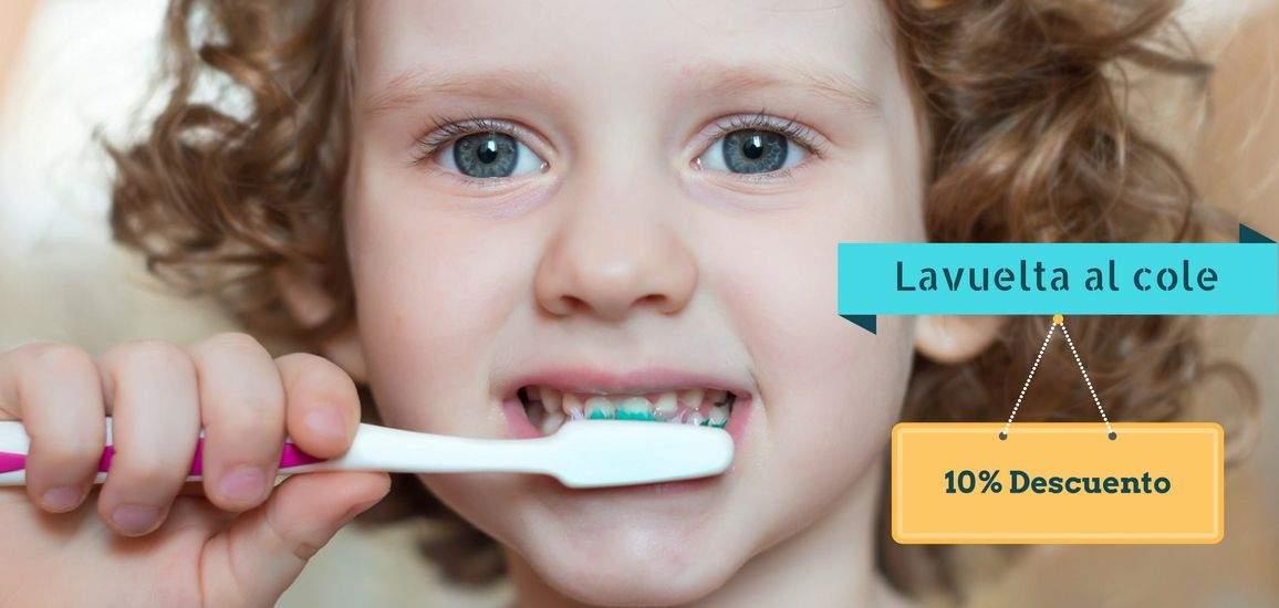 10% descuento con la vuelta al cole en higiene.dental