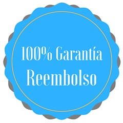 100% Garantía de Reembolso